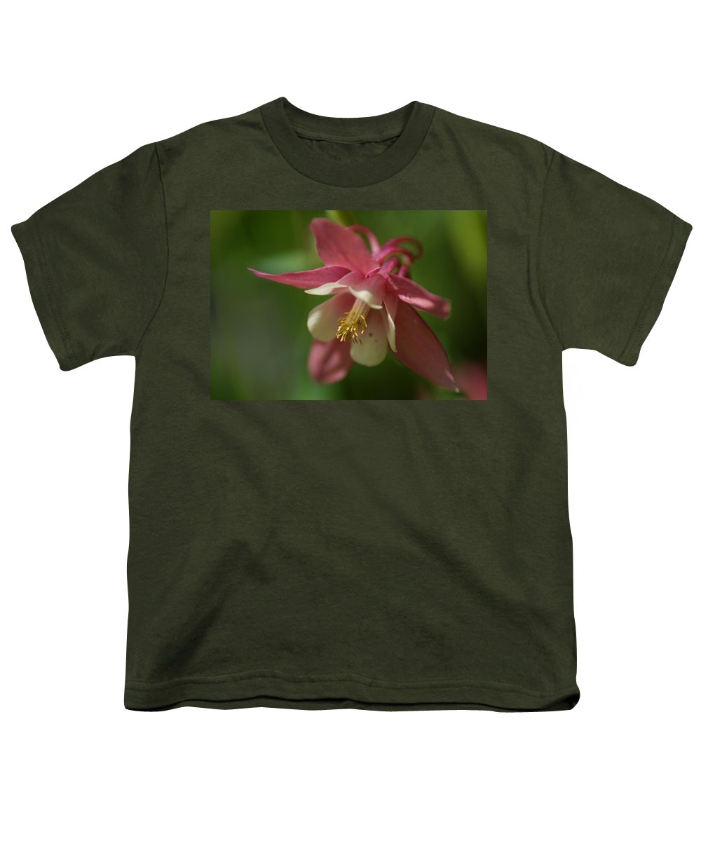 Flower Youth T-Shirt featuring the photograph Spring 1 by Alex Grichenko