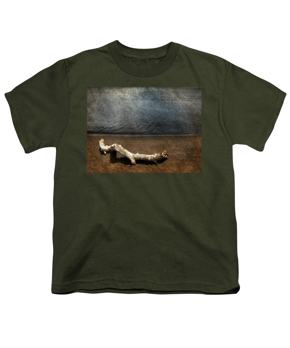 Ocean Youth T-Shirt featuring the photograph Where No One Knows My Name by Dana DiPasquale