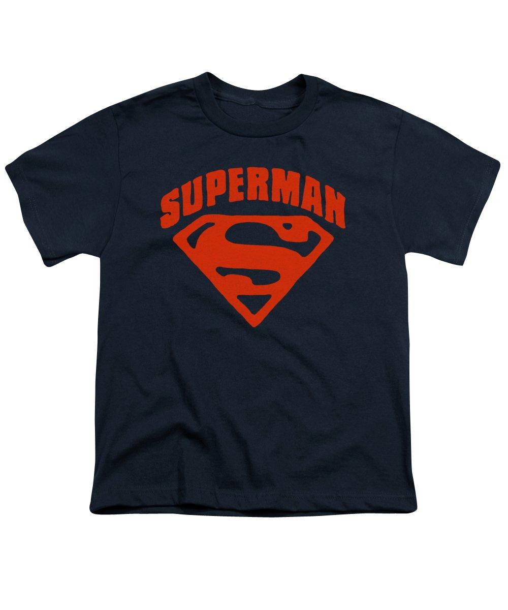 Man Youth T-Shirts