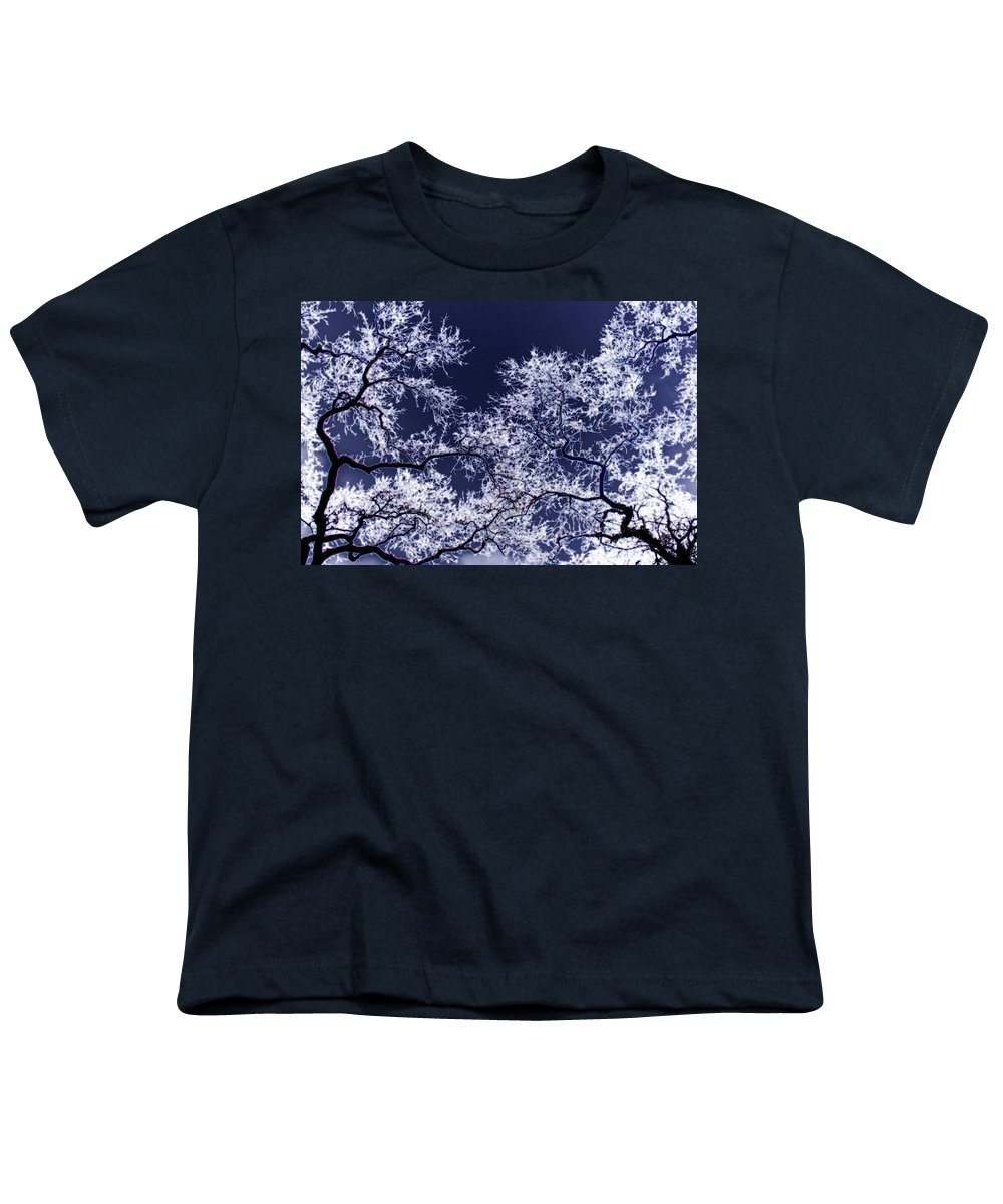 Tree Youth T-Shirt featuring the photograph Tree Fantasy 17 by Lee Santa