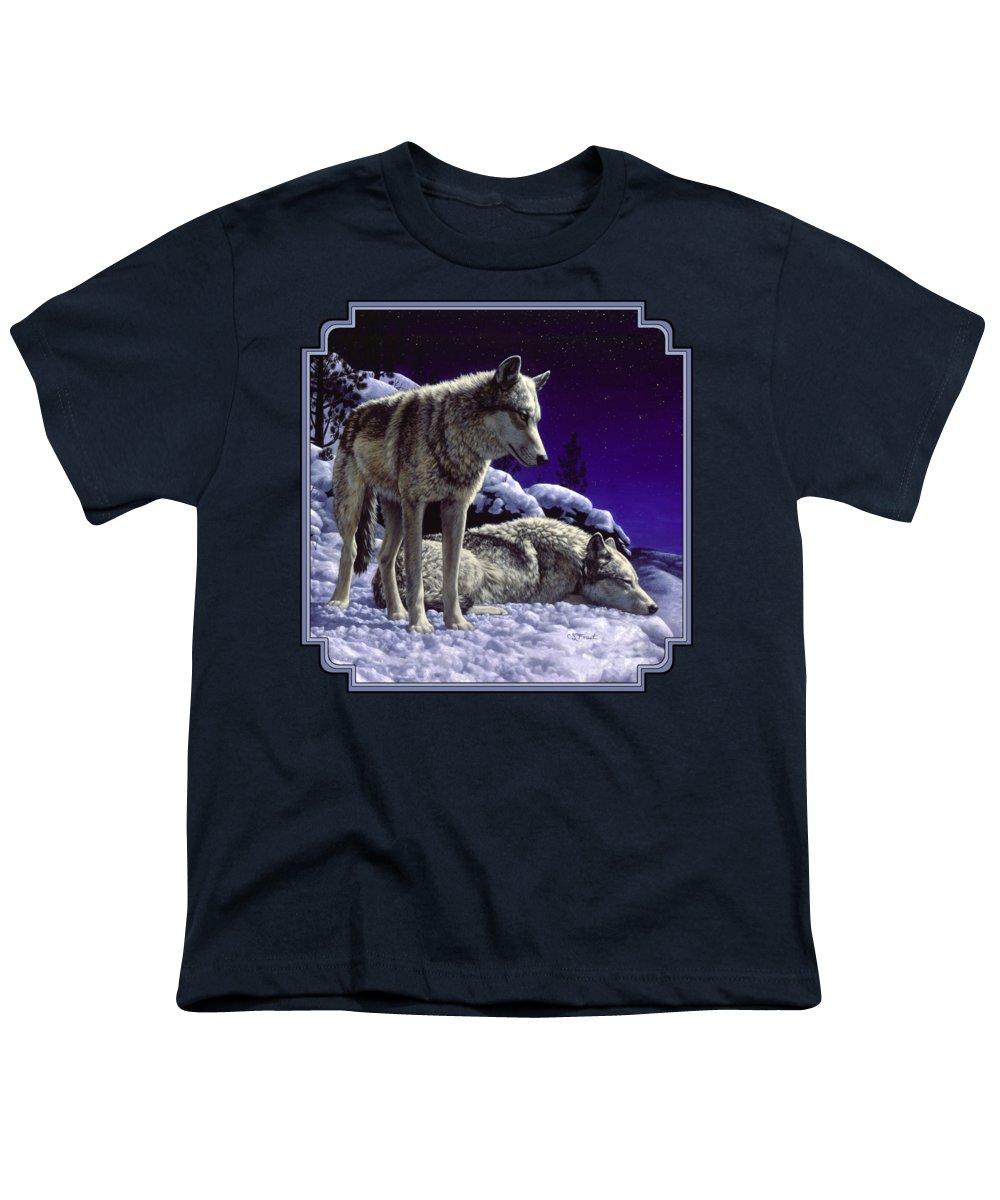 Prairie Dog Youth T-Shirts