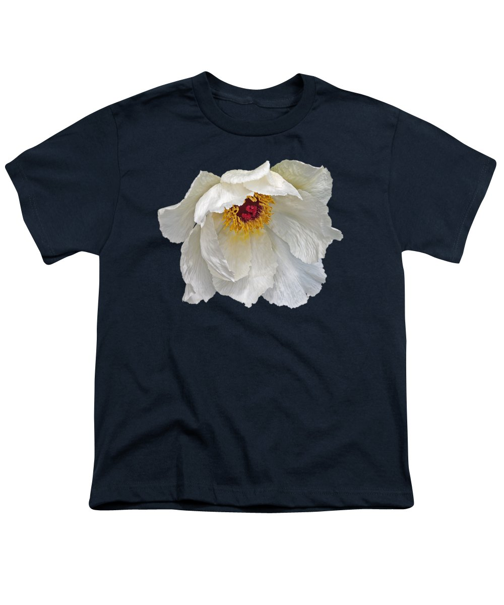 Peony Youth T-Shirts