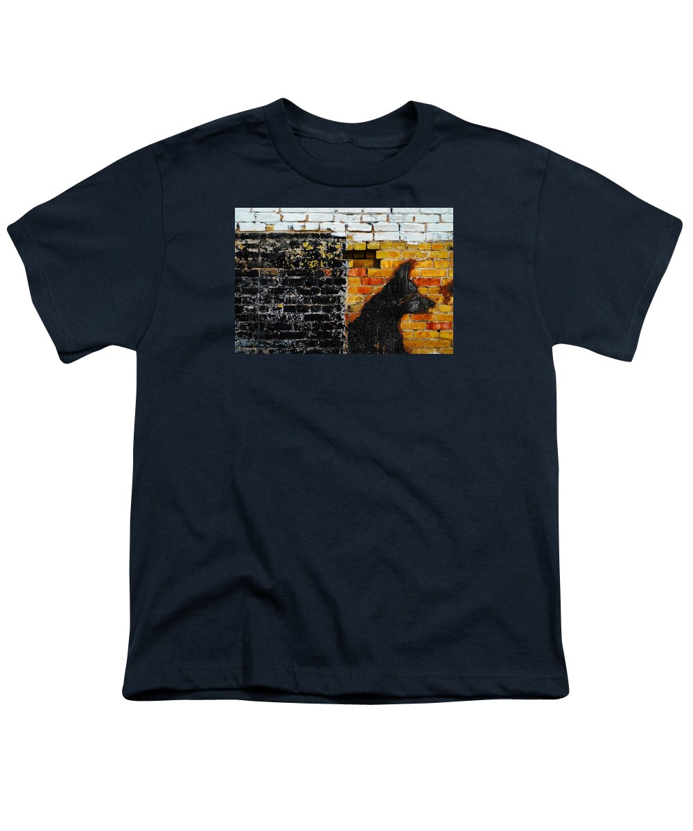 Skip Hunt Youth T-Shirt featuring the photograph Omen by Skip Hunt