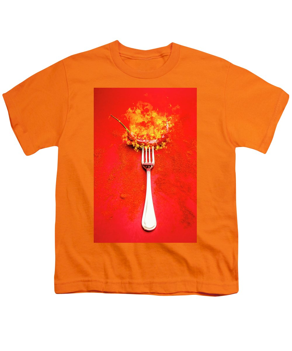 Barbeque Youth T-Shirts