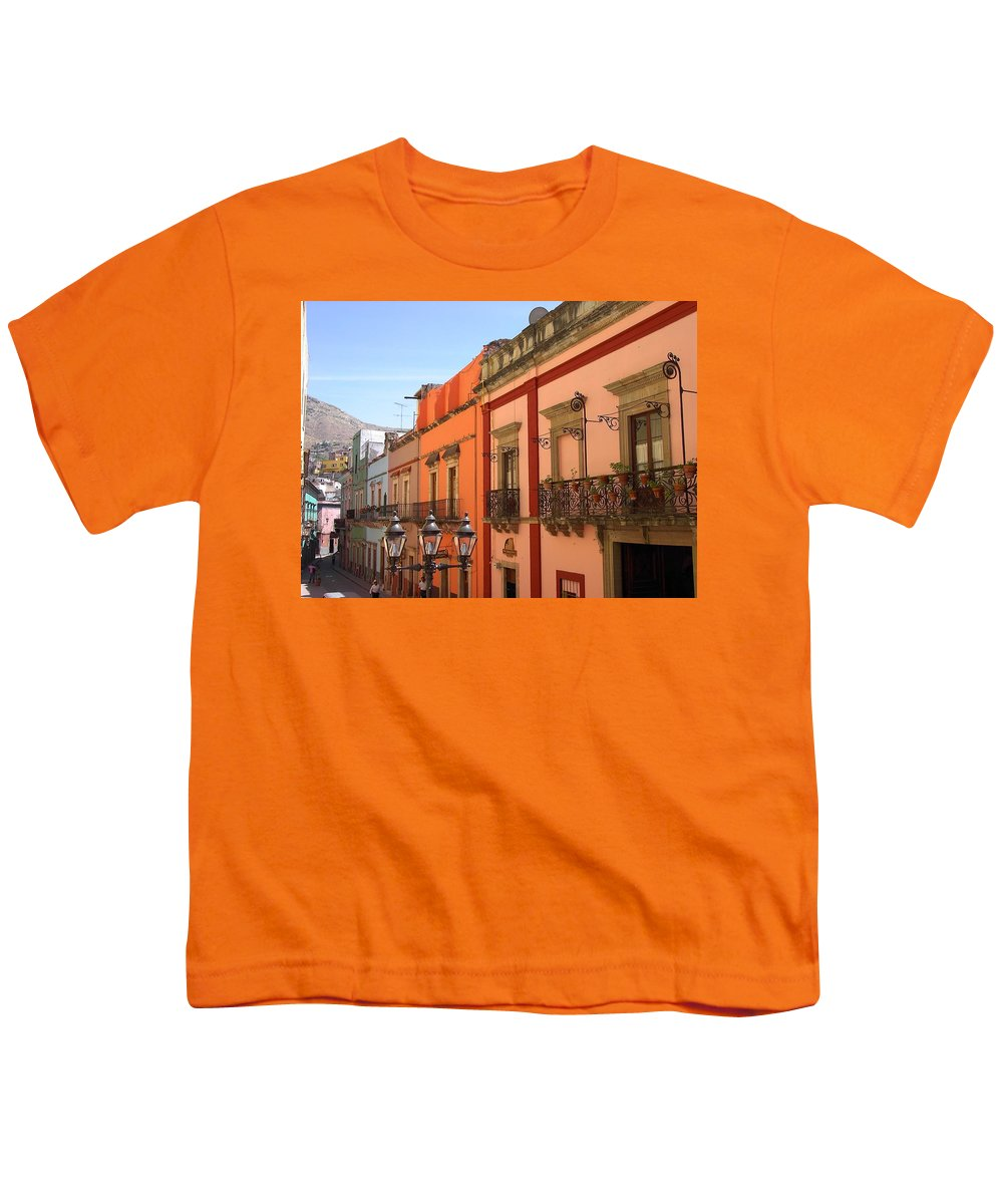 Charity Youth T-Shirt featuring the photograph Guanajuato by Mary-Lee Sanders
