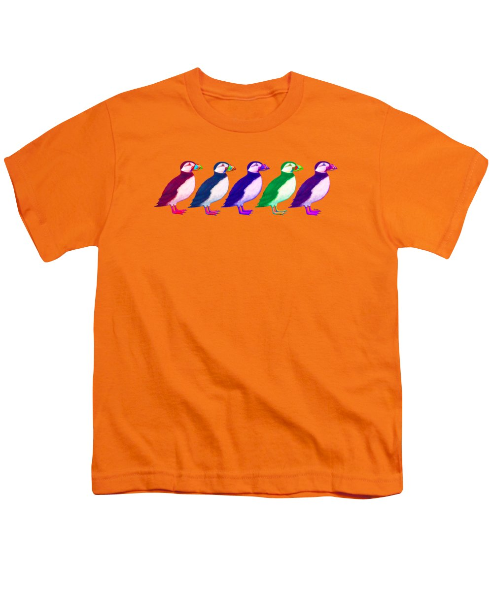 Puffin Youth T-Shirts