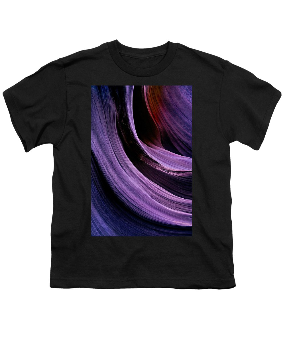 Desert Youth T-Shirt featuring the photograph Desert Eclipse by Mike Dawson