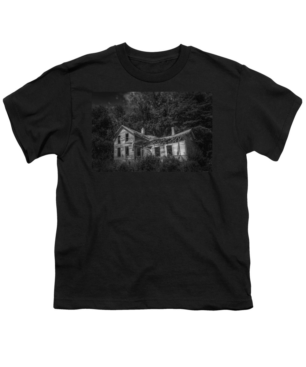 Abandoned House Youth T-Shirts