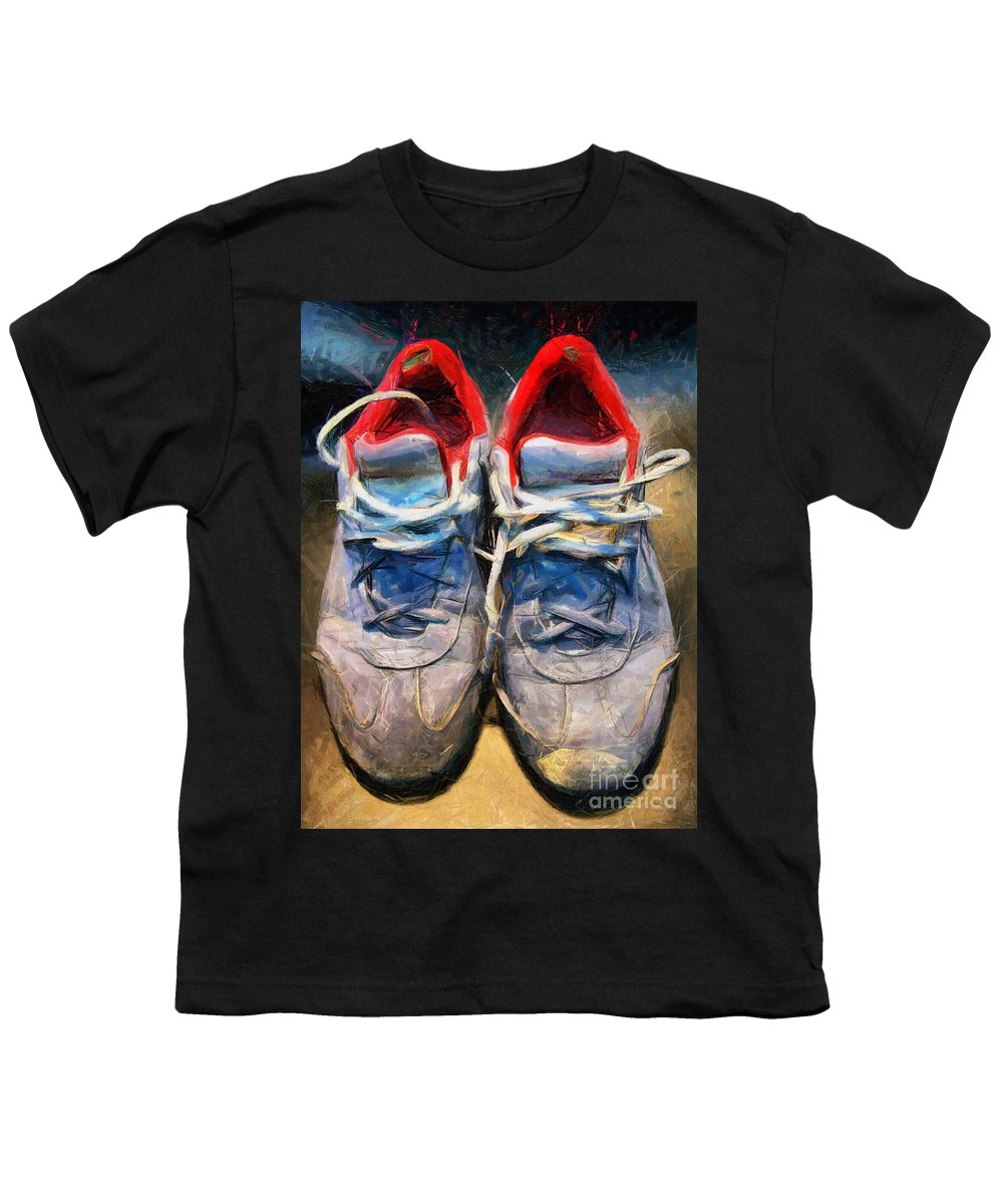 Sports Clothing Youth T-Shirts