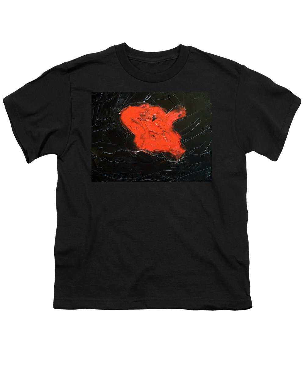 Surreal Youth T-Shirt featuring the painting The Last Hope by Sergey Bezhinets