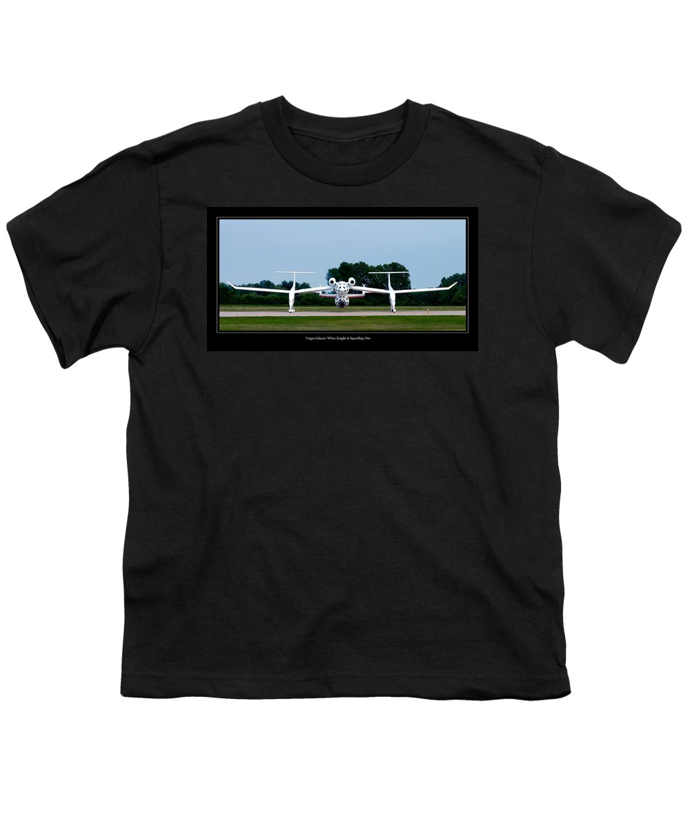 3scape Youth T-Shirt featuring the photograph White Knight by Adam Romanowicz