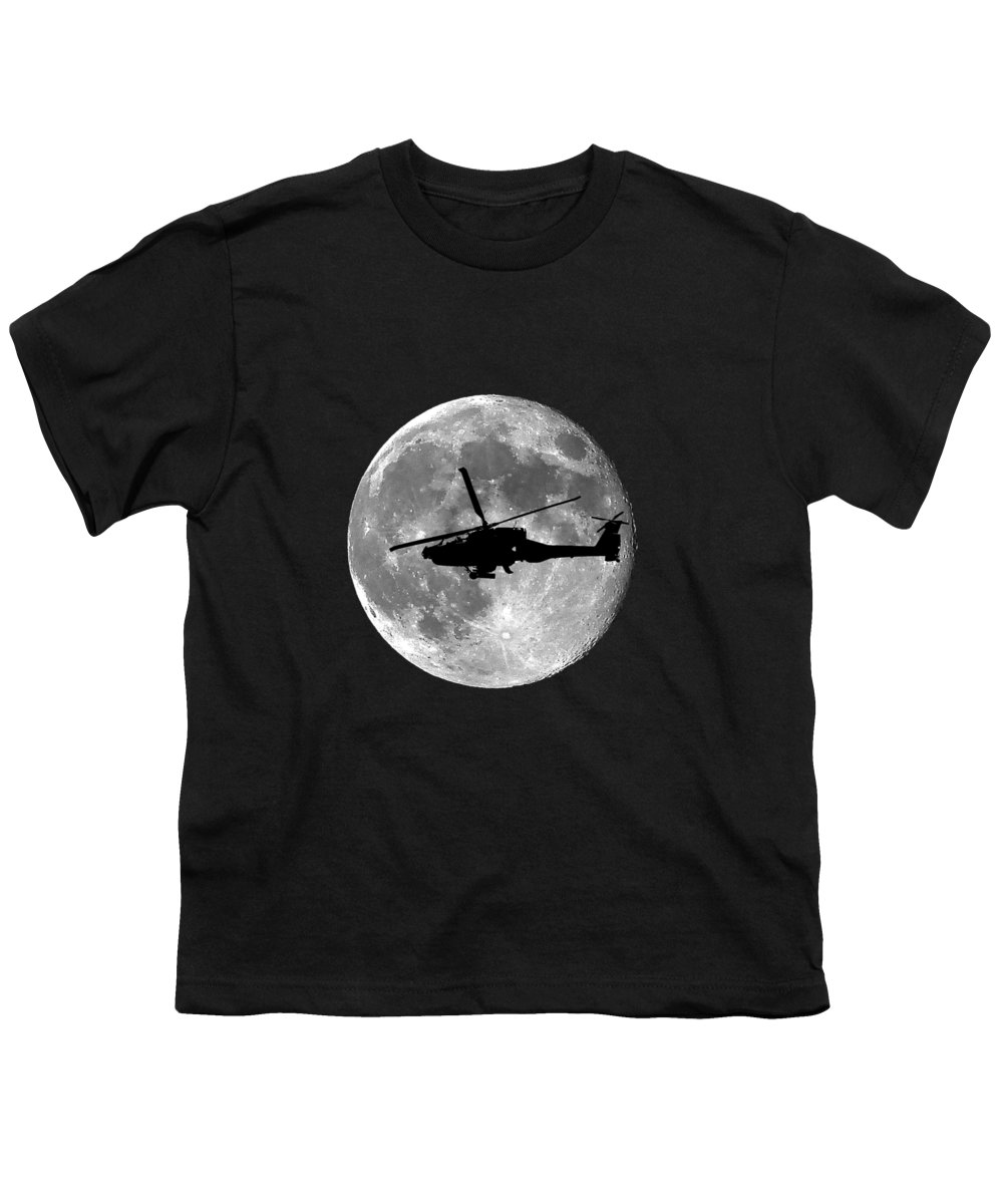 Helicopter Youth T-Shirts