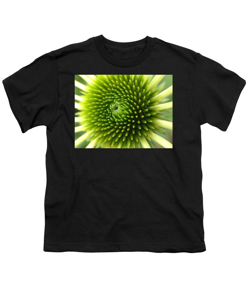 Flower Youth T-Shirt featuring the photograph Flower by Maxim Tzinman
