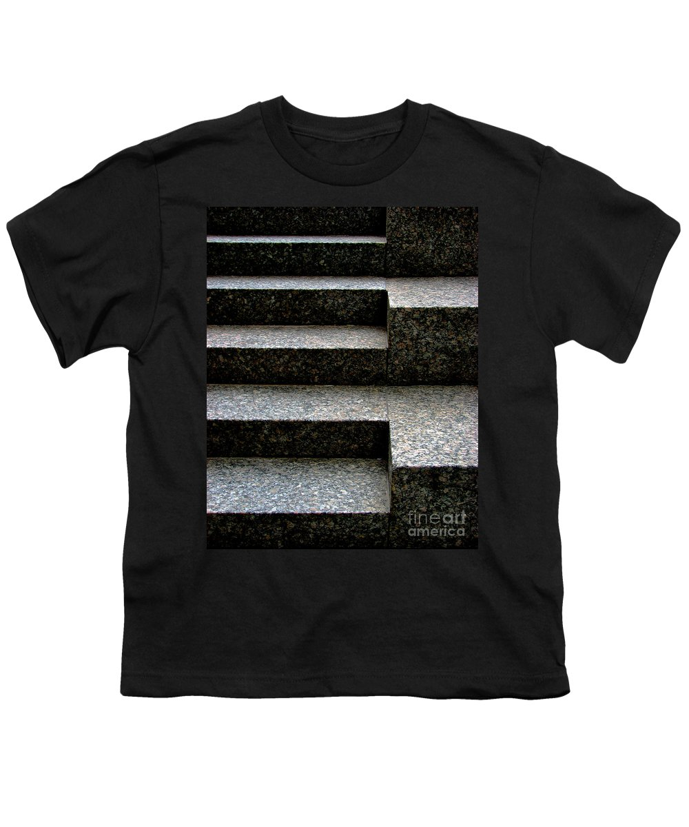 Architectural Youth T-Shirt featuring the photograph Gradation by Dana DiPasquale