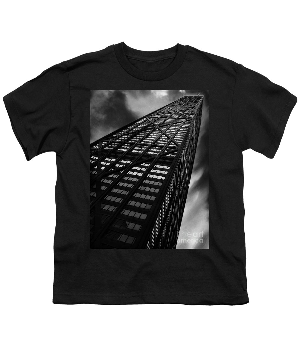 City Youth T-Shirt featuring the photograph Limitless by Dana DiPasquale