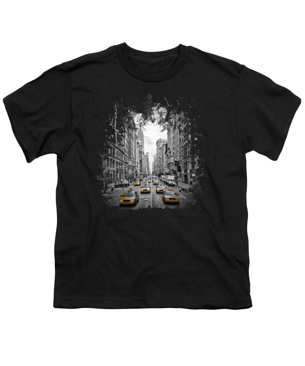 New York City Youth T-Shirts