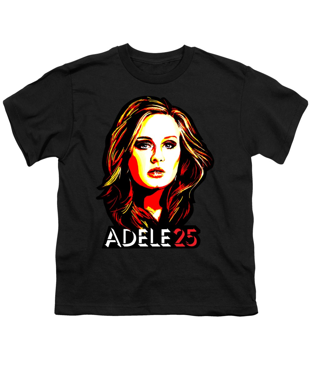 Adele Youth T-Shirts