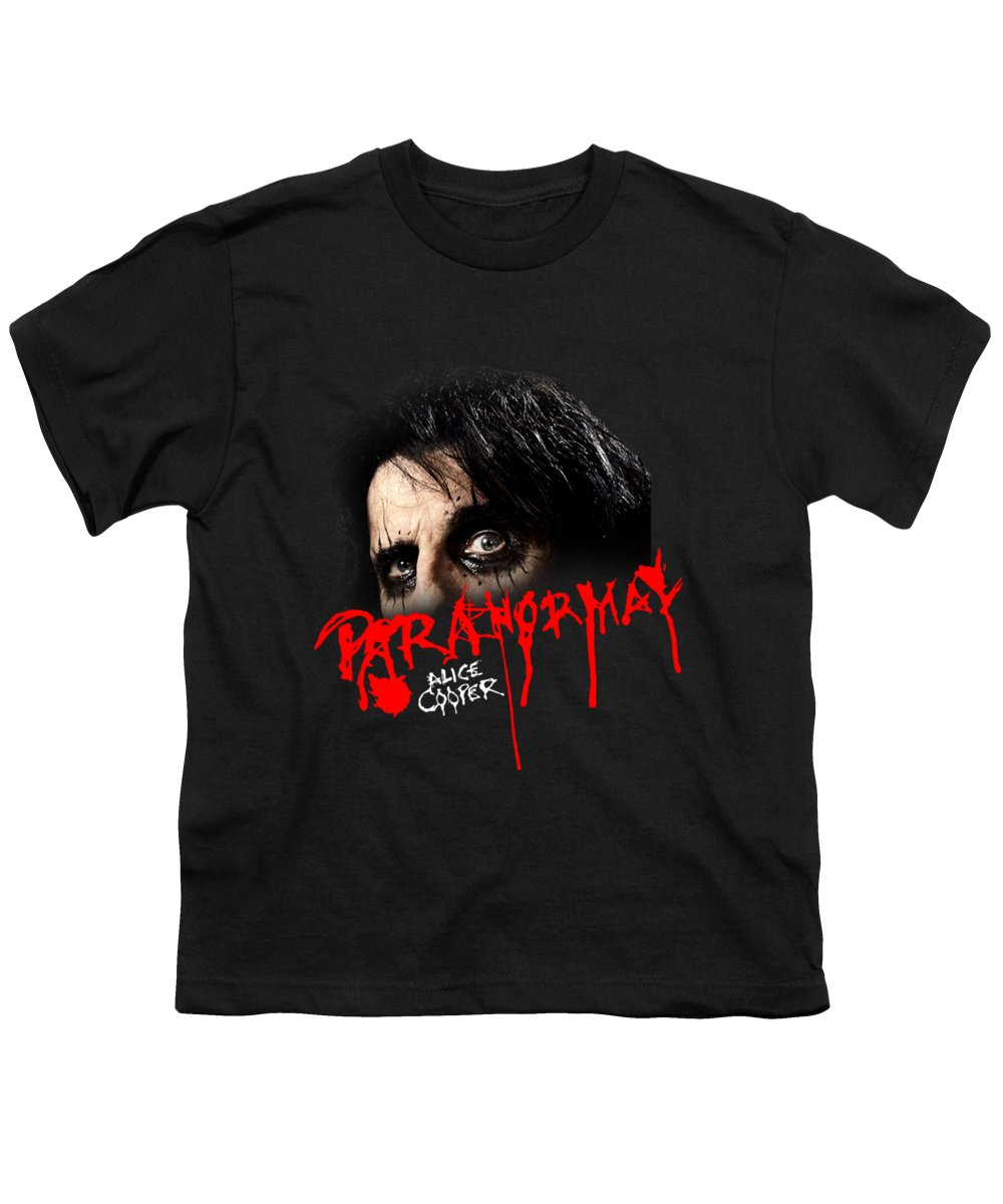 Alice Cooper Youth T-Shirts