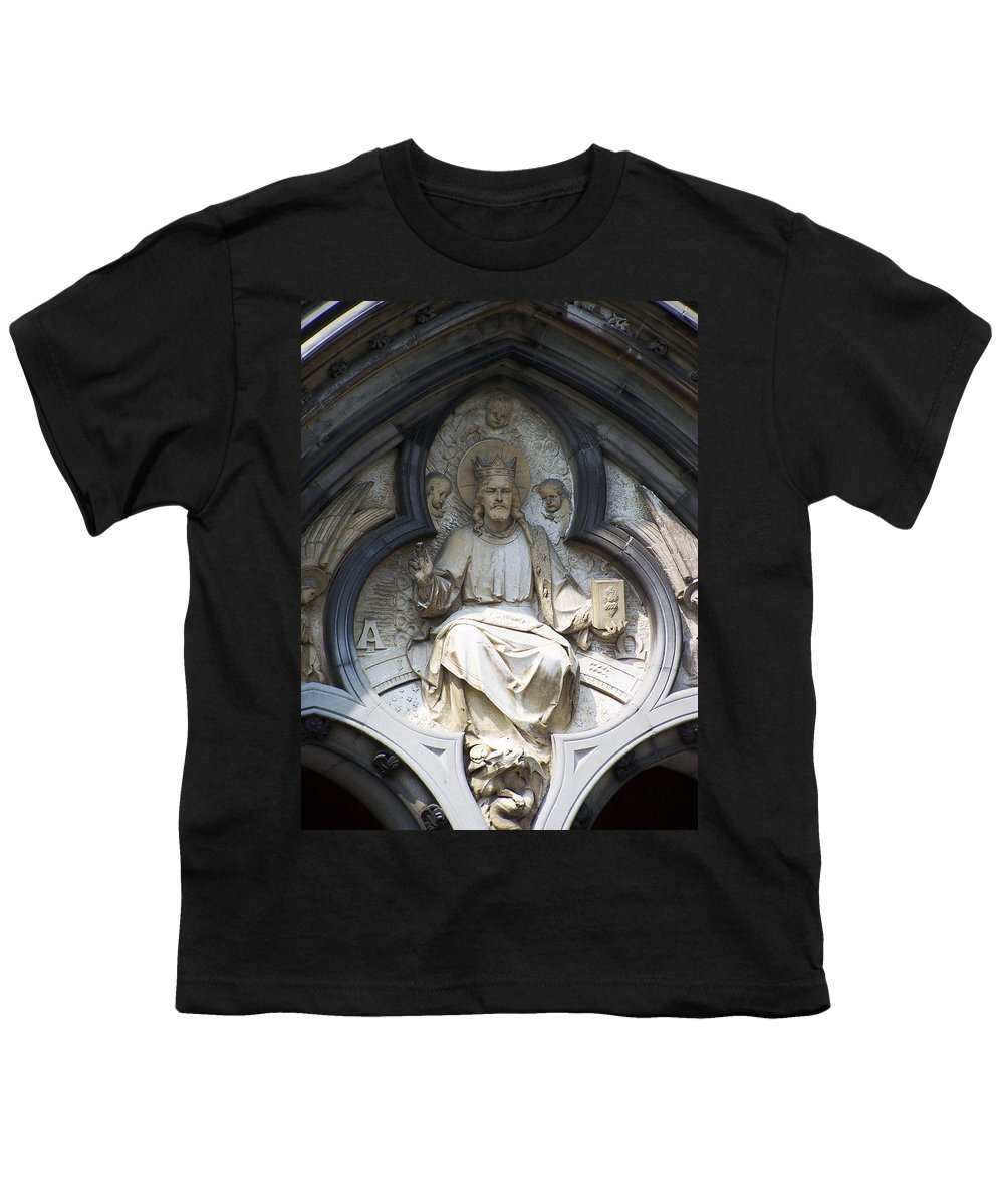 Ireland Youth T-Shirt featuring the photograph Alpha And Omega by Teresa Mucha