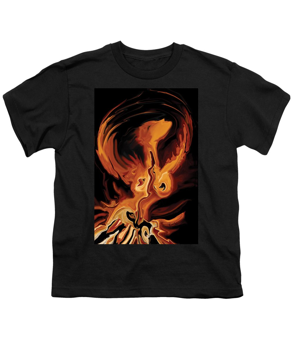 Ability Youth T-Shirt featuring the digital art Angel Dance by Rabi Khan