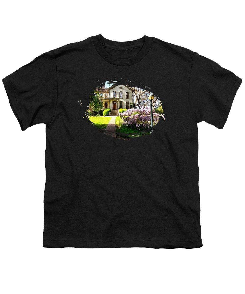 Historic House Youth T-Shirts