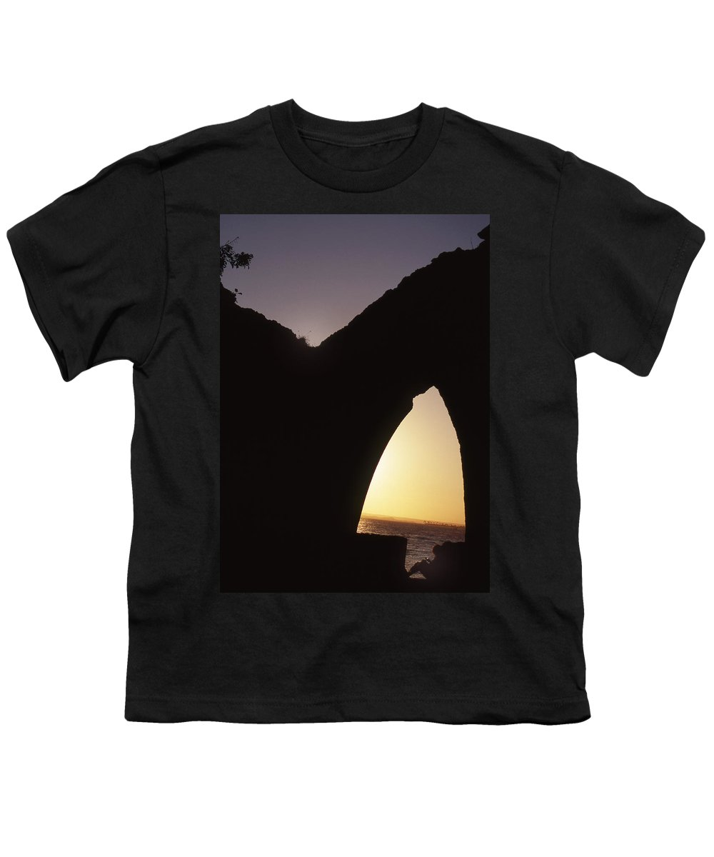 Bahia Youth T-Shirt featuring the photograph Bahian Sunset by Patrick Klauss