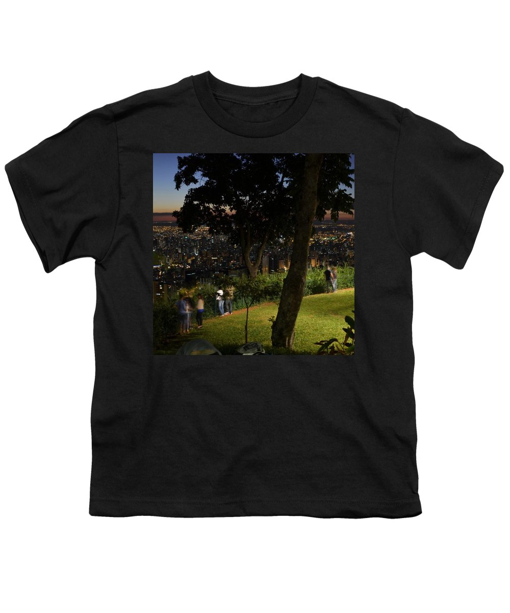 Skylines Youth T-Shirts