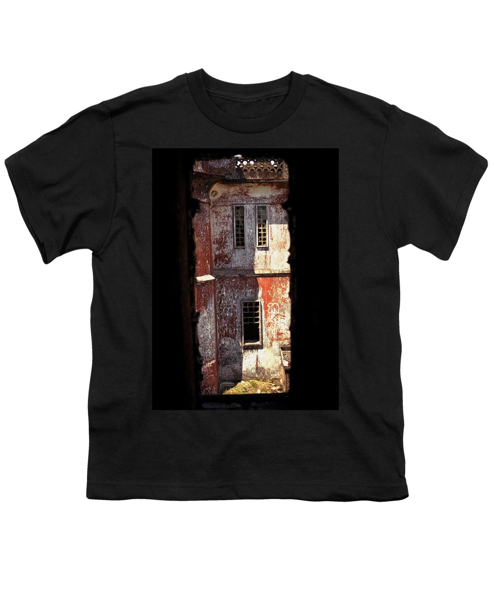 Bokor Youth T-Shirt featuring the photograph Bokor by Patrick Klauss