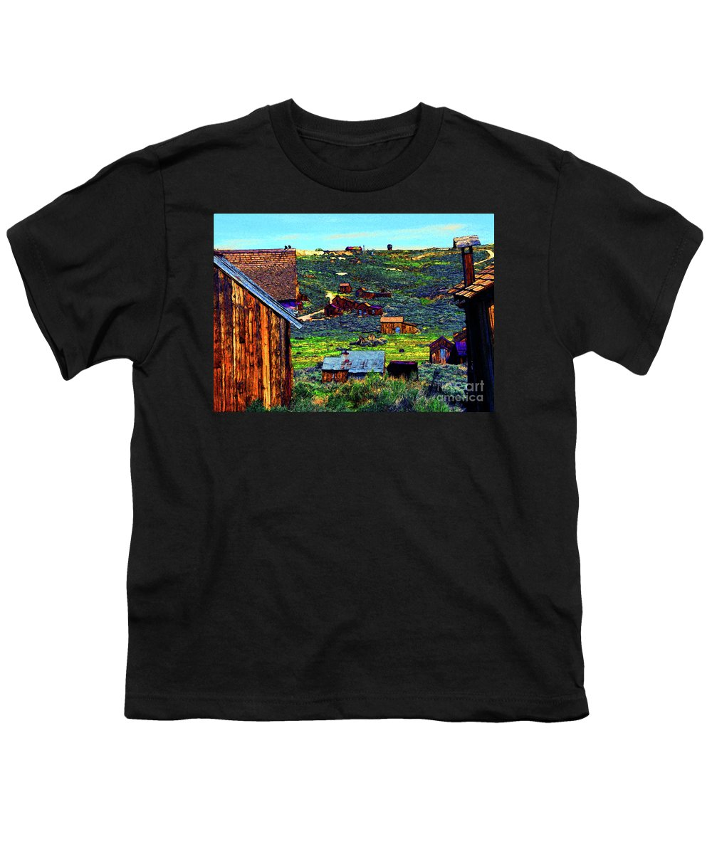 Bodie Ghost Town Youth T-Shirts