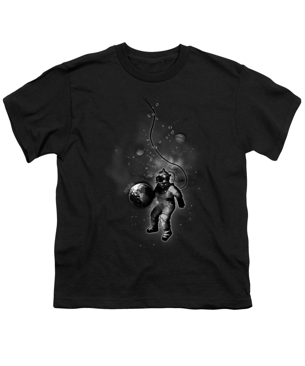 Planets Youth T-Shirts