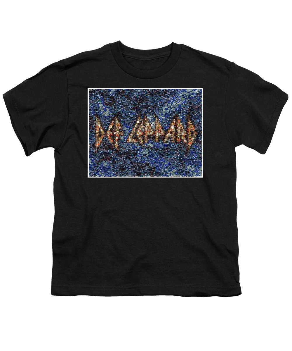 Def Leppard Youth T-Shirts