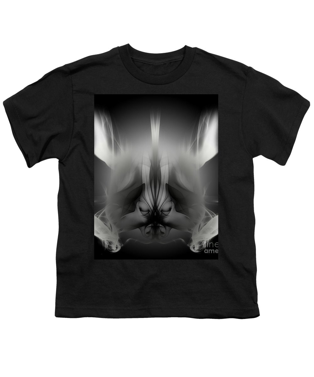 Clay Youth T-Shirt featuring the digital art Descent by Clayton Bruster