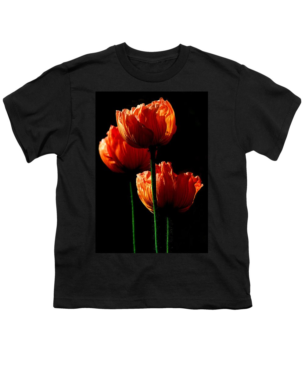 Photograph Youth T-Shirt featuring the photograph Elegance by Stephie Butler