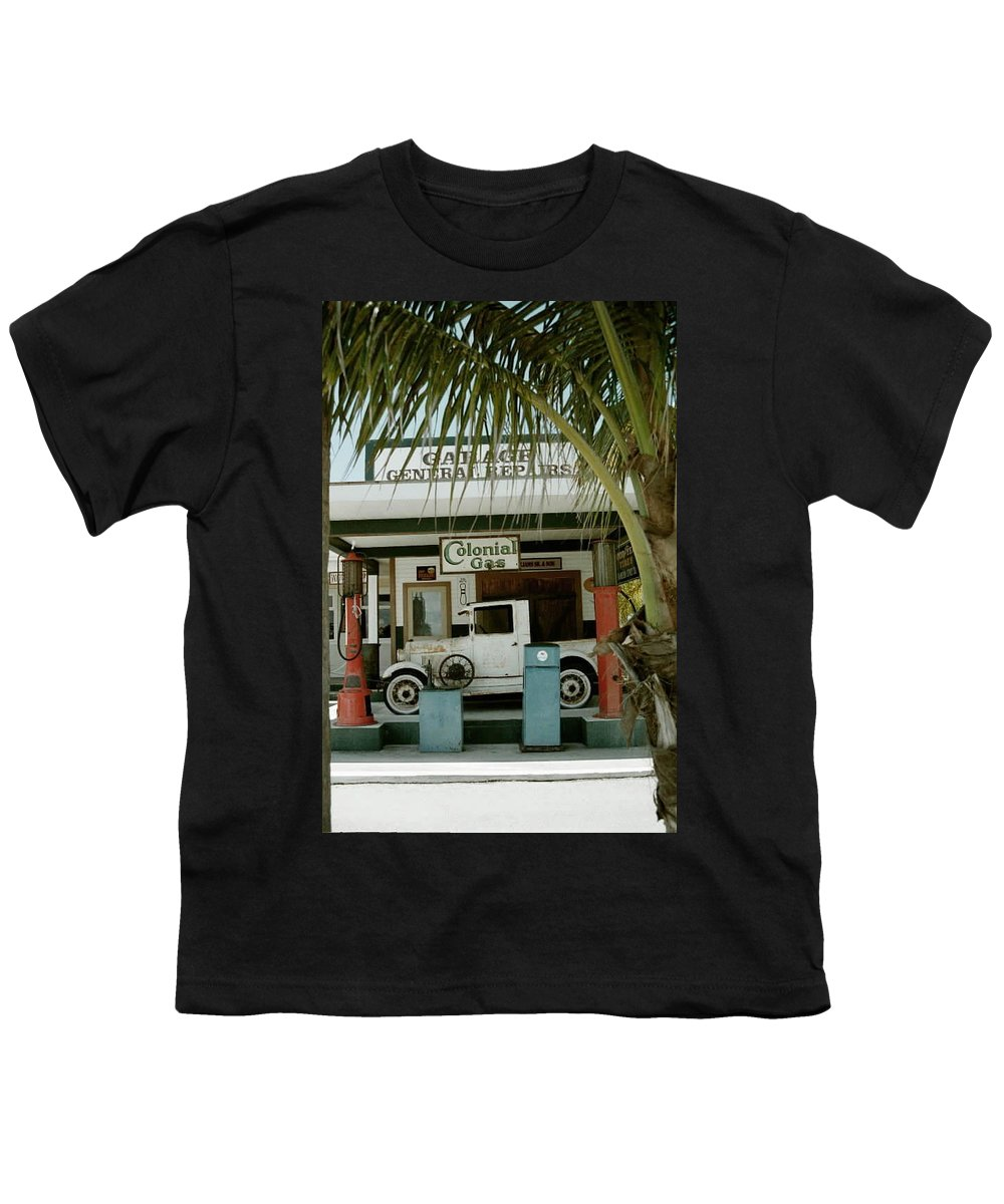 Everglade City Youth T-Shirt featuring the photograph Everglade City II by Flavia Westerwelle