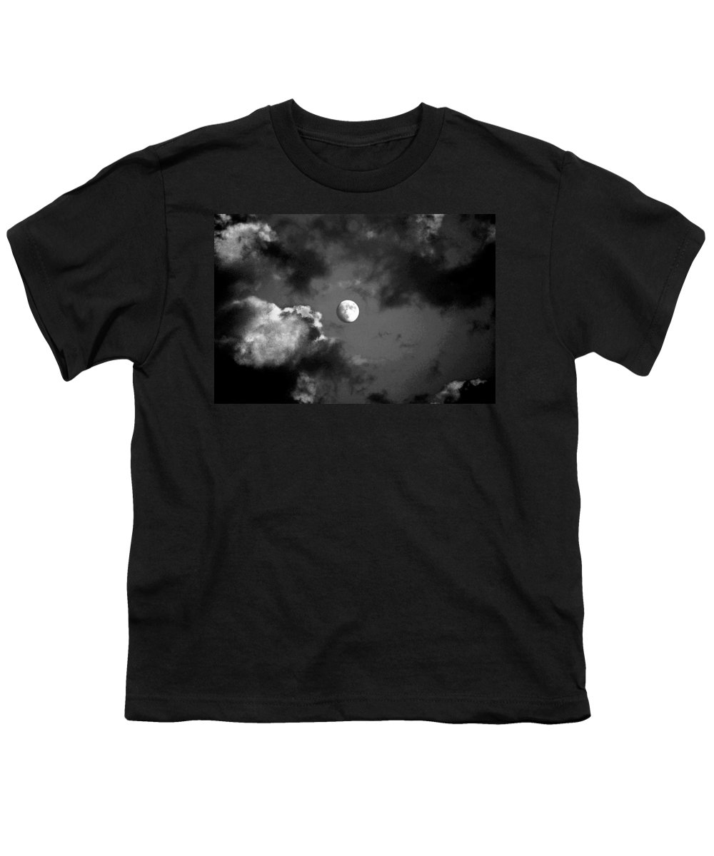 Sky Youth T-Shirt featuring the photograph Eye In The Sky by Steve Karol