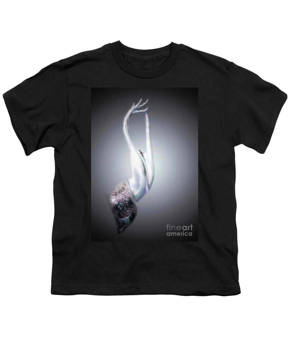 Faith Youth T-Shirt featuring the photograph Faith by Jacky Gerritsen