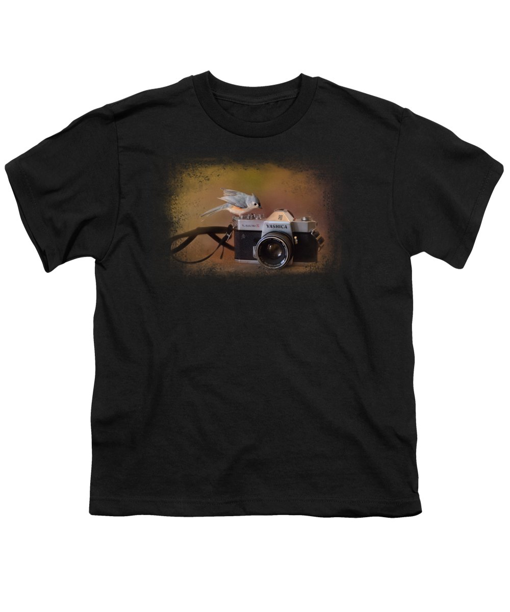 Titmouse Youth T-Shirts