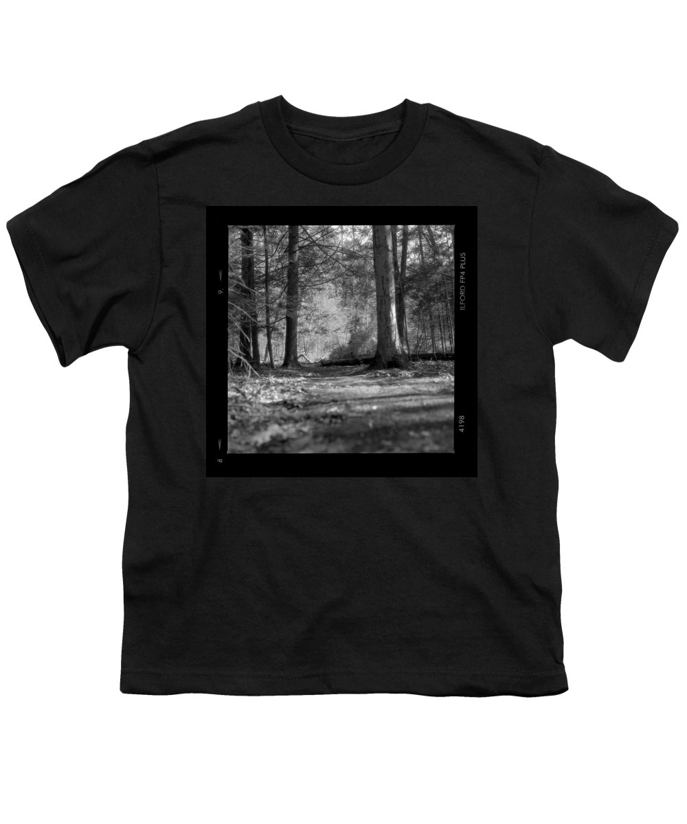 Trees Youth T-Shirt featuring the photograph Ground Floor by Jean Macaluso