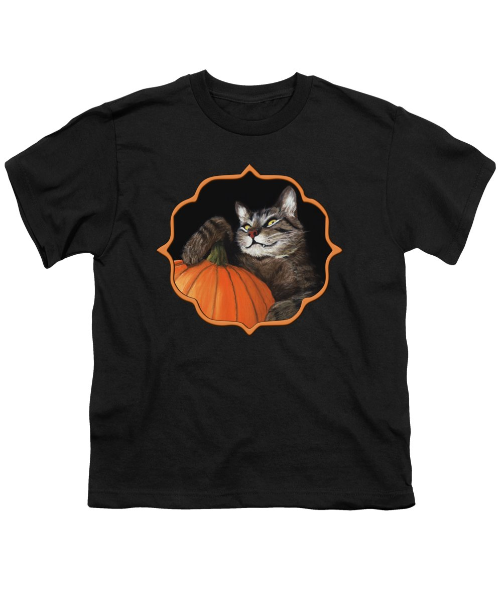 Pumpkin Youth T-Shirts