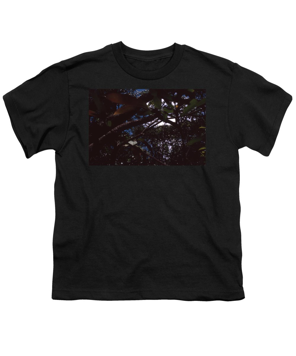 Bahia Youth T-Shirt featuring the photograph In A Brazilian Forest by Patrick Klauss