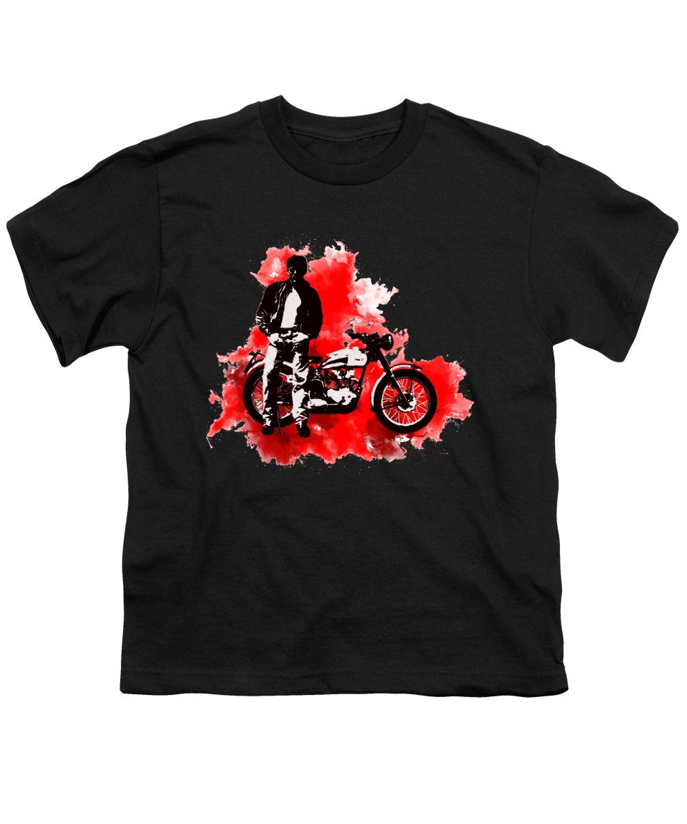 James Dean Youth T-Shirts