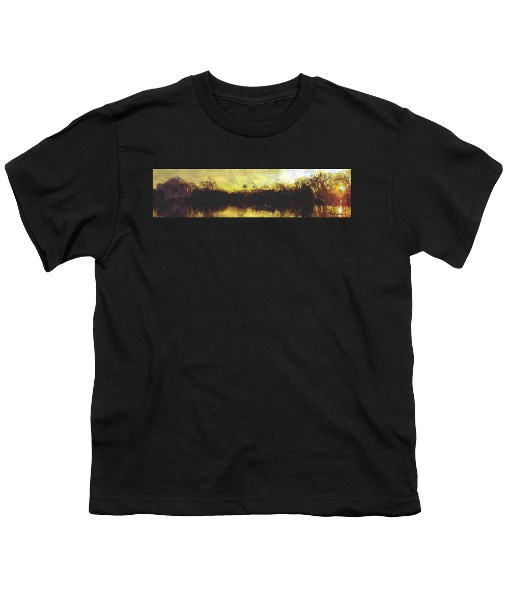 Jefferson Memorial Youth T-Shirts