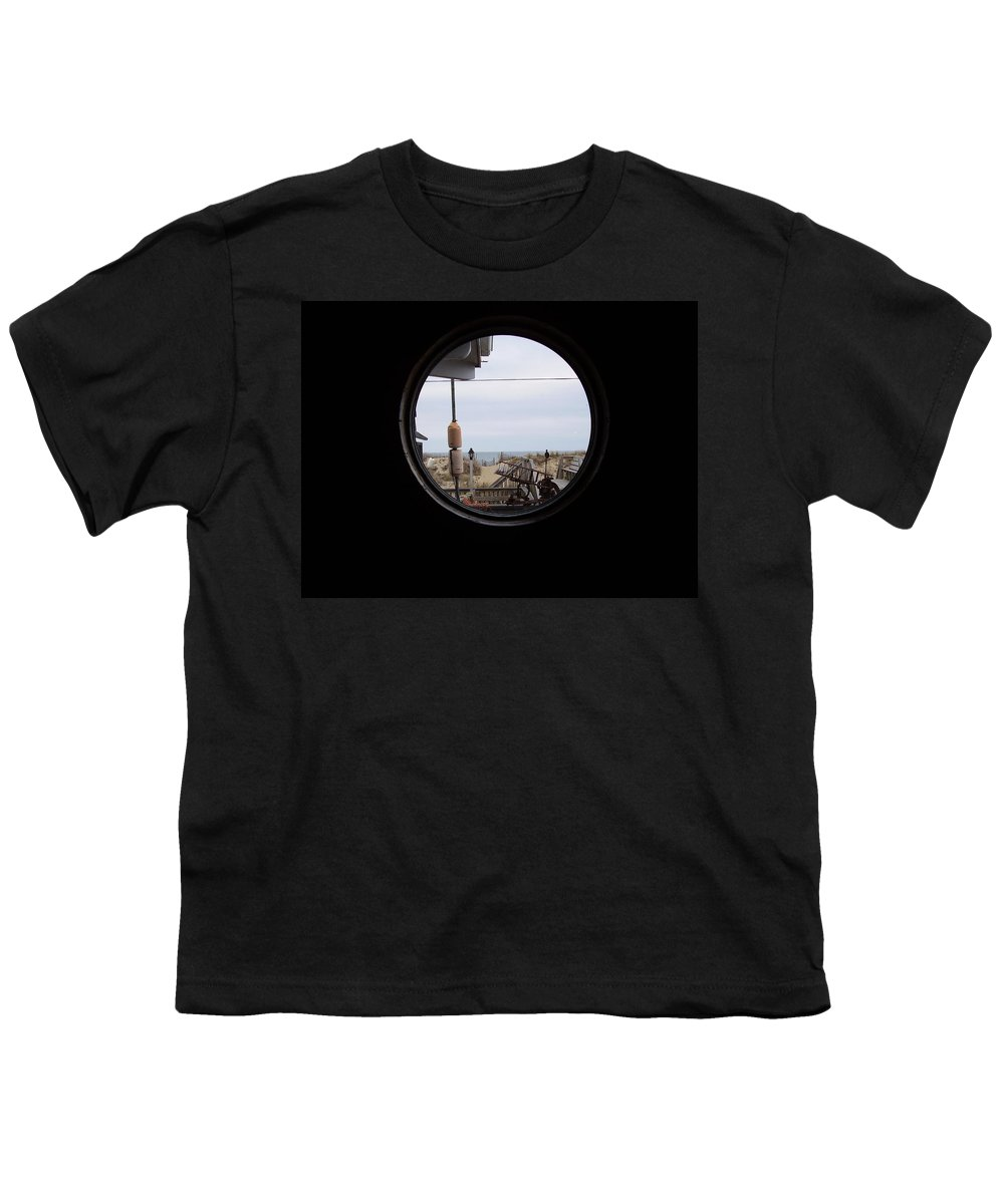 Kitty Hawk Youth T-Shirt featuring the photograph Kitty Hawk by Flavia Westerwelle