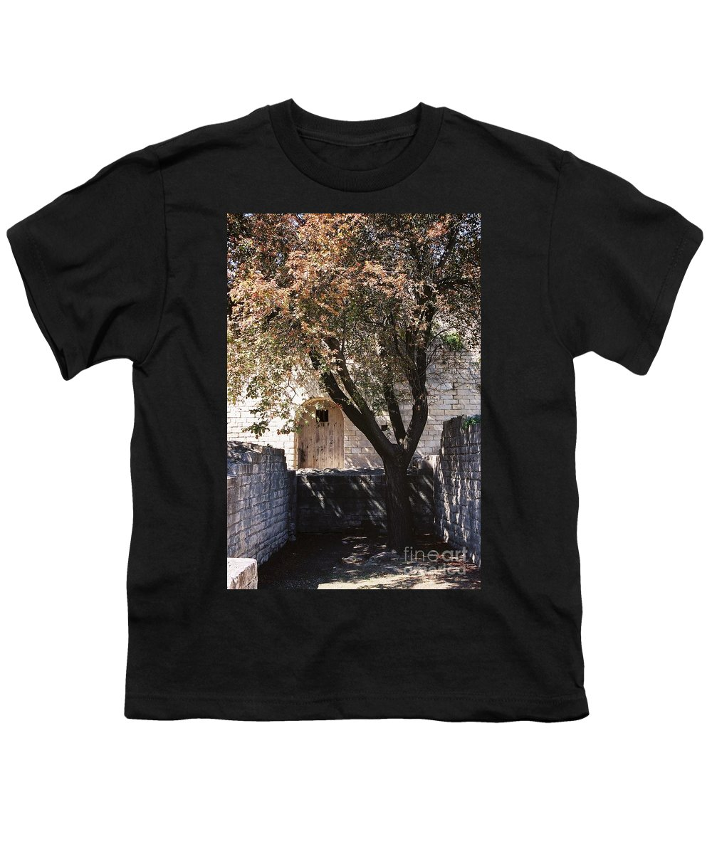 Life Youth T-Shirt featuring the photograph Life And Death by Nadine Rippelmeyer