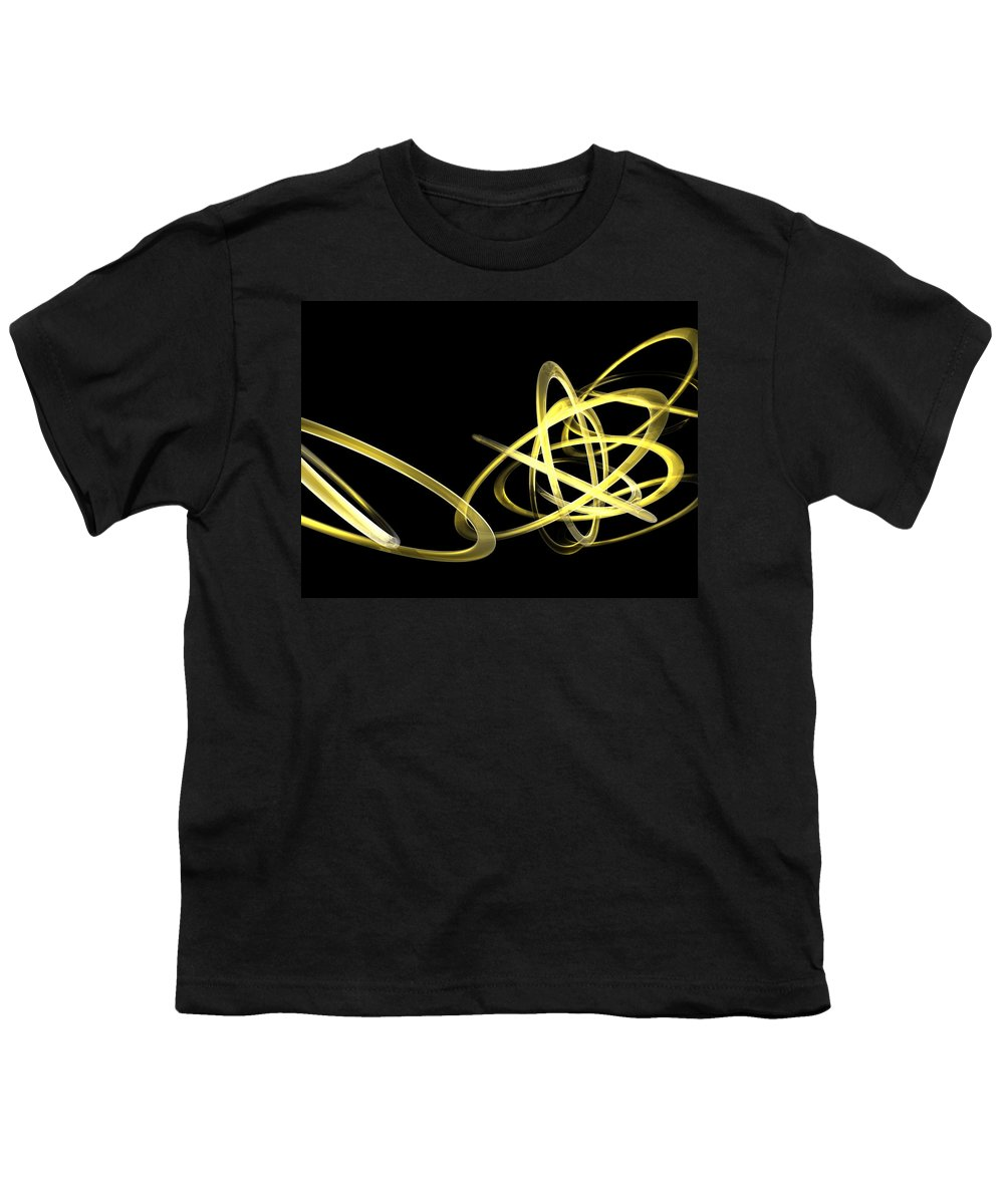 Yellow Youth T-Shirt featuring the photograph Light Yellow by Scott Piers