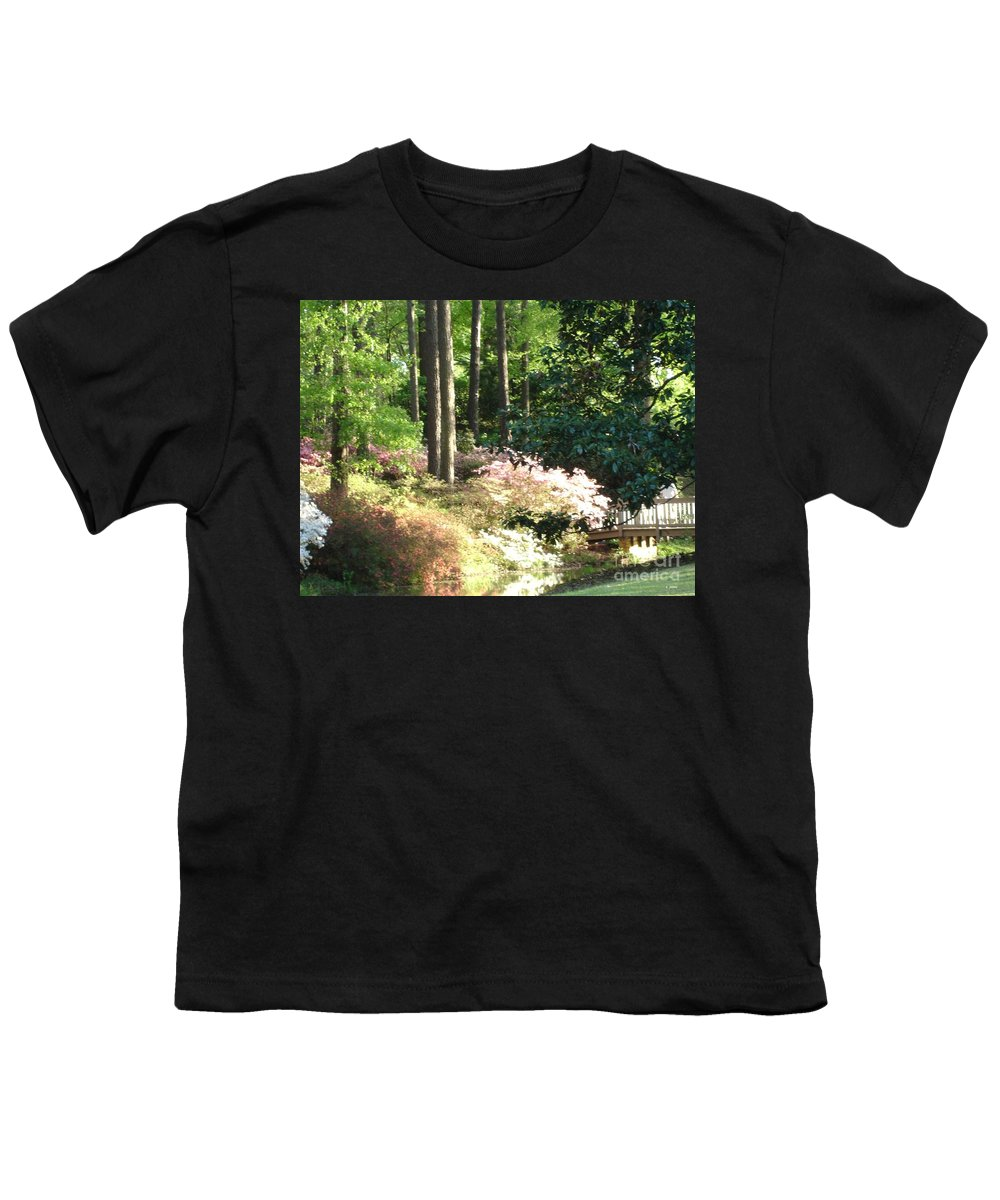 Photography Youth T-Shirt featuring the photograph Nature by Shelley Jones