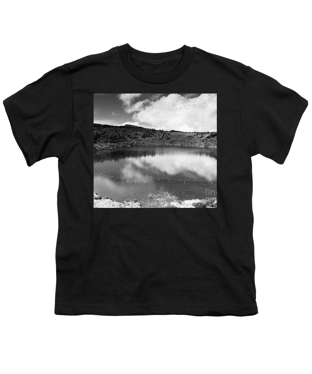 Lake Youth T-Shirt featuring the photograph Pau-pique Lake by Gaspar Avila