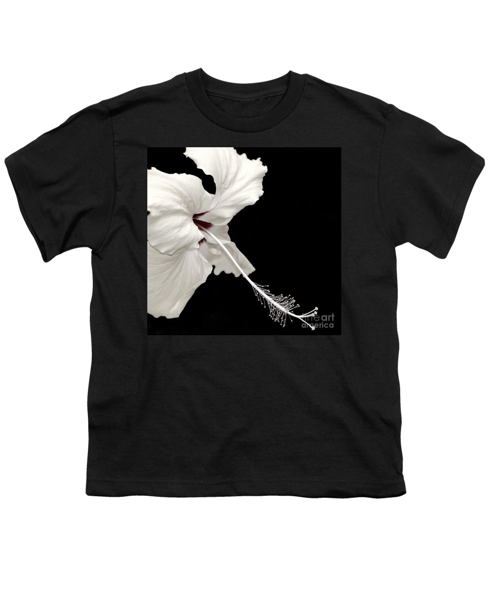 Flower Youth T-Shirt featuring the photograph Reach Out by Jacky Gerritsen