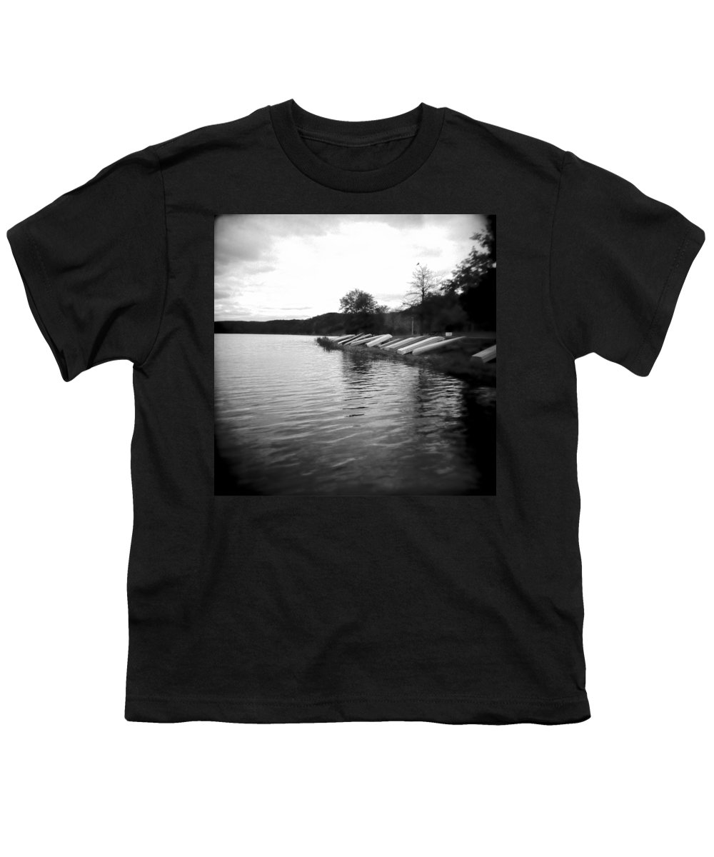 Photograph Youth T-Shirt featuring the photograph Ready And Waiting by Jean Macaluso