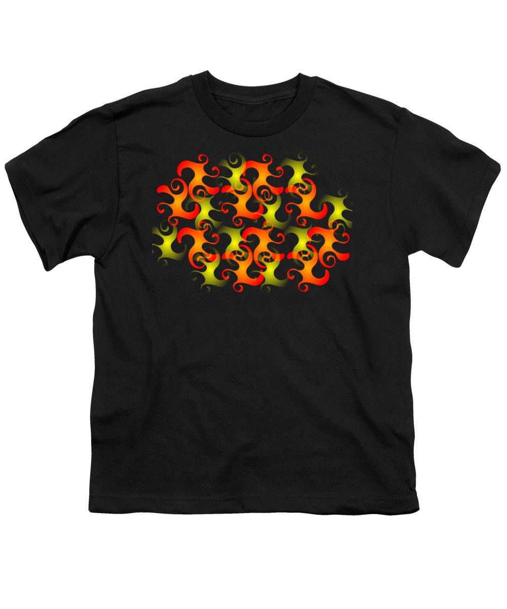 Salamanders Youth T-Shirts